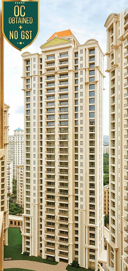 4 BHK Flatsin Thane