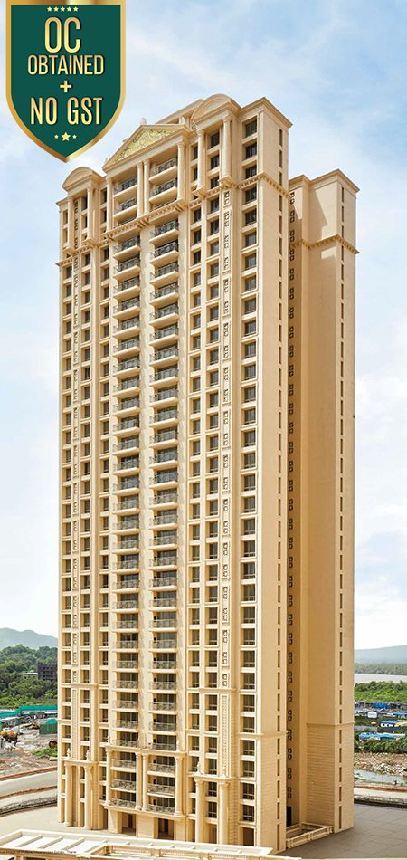 3 BHK Flats in Thane