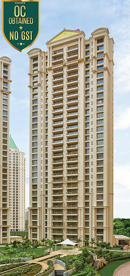 4 BHK Flats in Thane